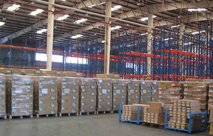 Ningbo bonded zone warehouse